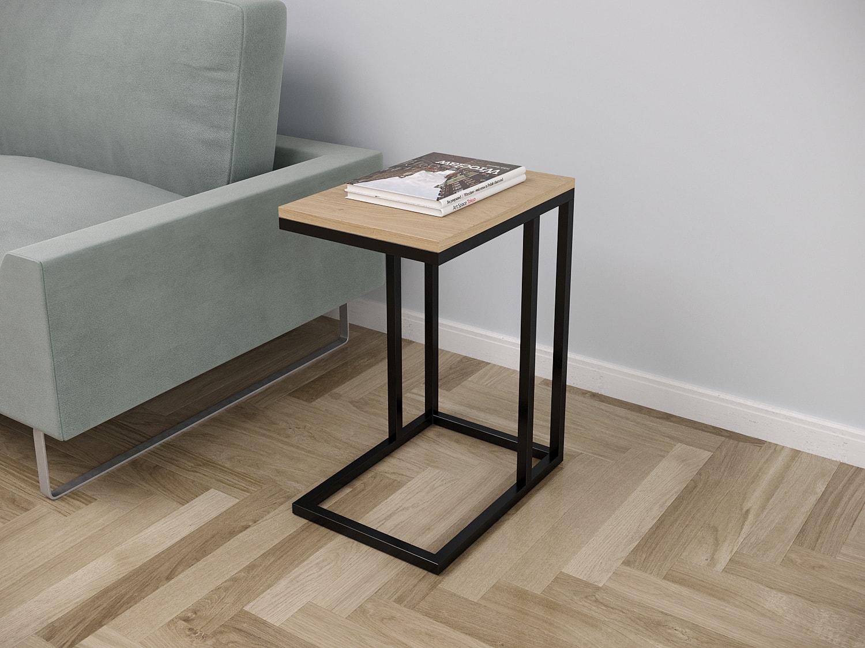 שולחן צד קזבלנקה