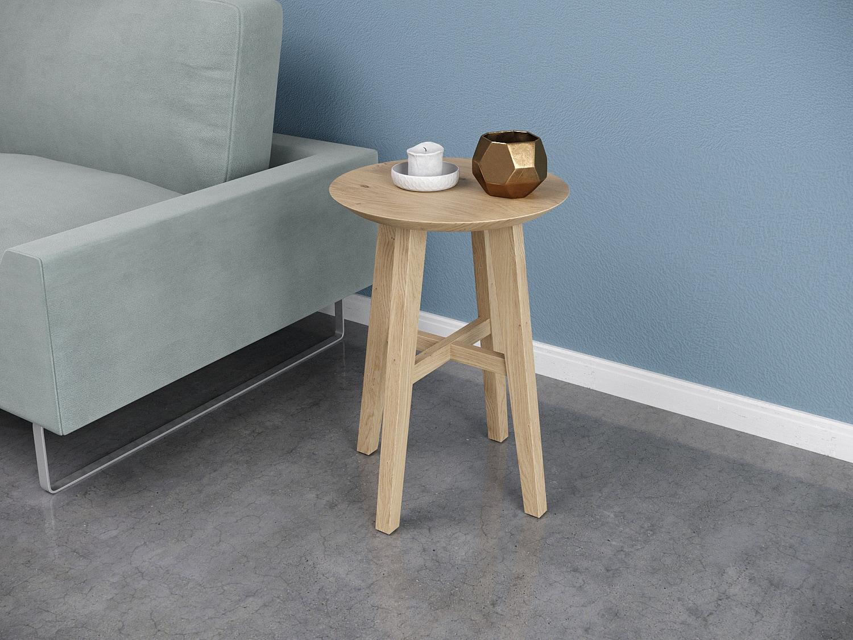שולחן צד אוסלו