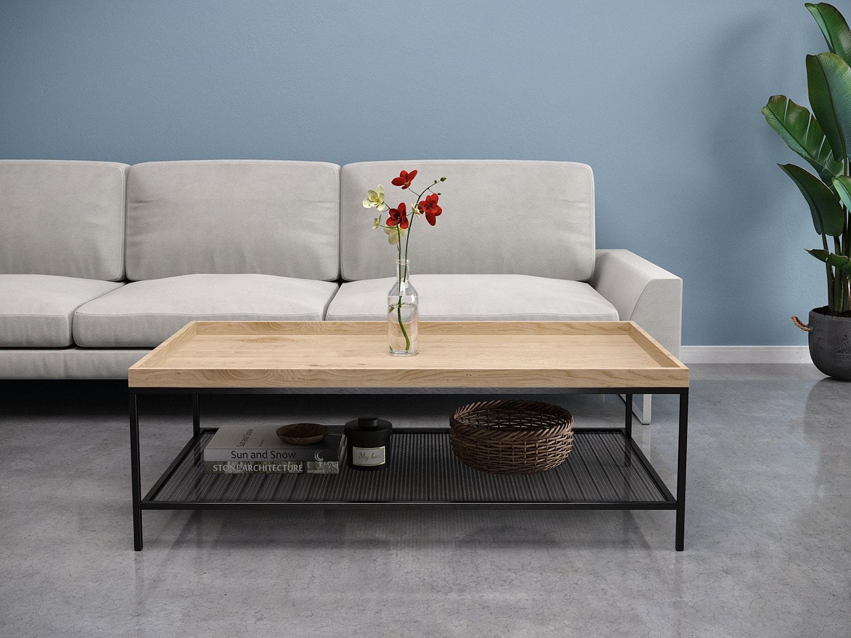 שולחן סלון לימה